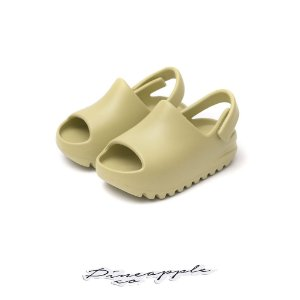 "ADIDAS - Yeezy Slide Infant ""Resin"" (Infantil) -NOVO-"