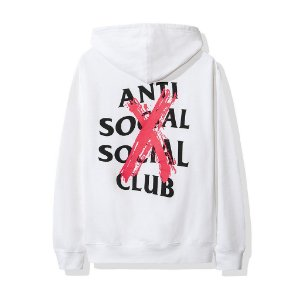 "ANTI SOCIAL SOCIAL CLUB - Moletom Cancelled ""White"""