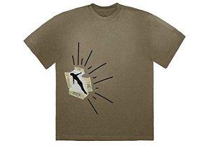 "TRAVIS SCOTT - Camiseta HITR Dive ""Olive"""