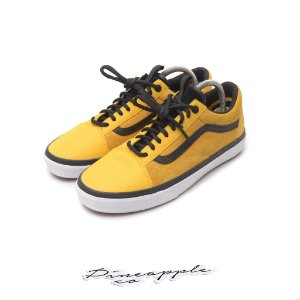 "Vans Old Skool TEM DX x The North Face ""Yellow"""