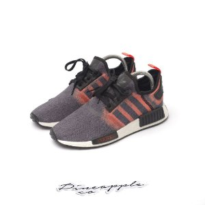 "adidas NMD R1 Stencil Pack ""Solar Red"""
