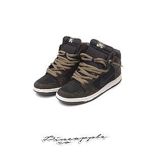 """Nike SB Dunk High """"Iguana Camo"""""""
