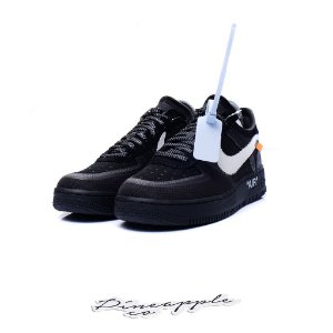"Nike Air Force 1 Low x Off-White ""Black/White"""