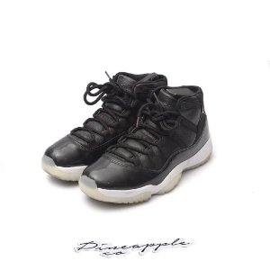 """Nike Air Jordan 11 Retro """"72-10"""" -USADO-"""