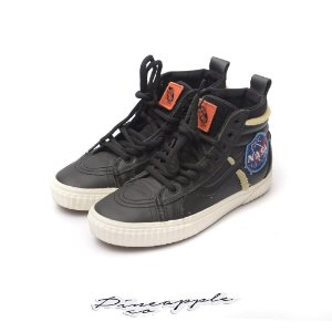 "Vans Sk8-Hi MTE x NASA Space Voyager ""Black"""
