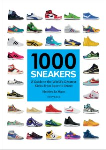 UNIVERSE - Livro 1000 Sneakers