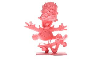 "Louis de Guzman - Boneco Elevate Figure ""Pink"""