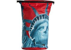 "Supreme x The North Face - Mochila Face Statue of Liberty ""Red"""