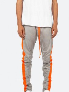 "MNML - Calça Parallel ""Grey/Orange"""