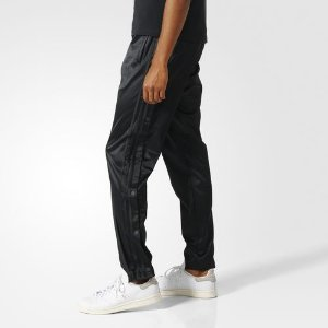 "adidas - Calça Button Down ""Black"""