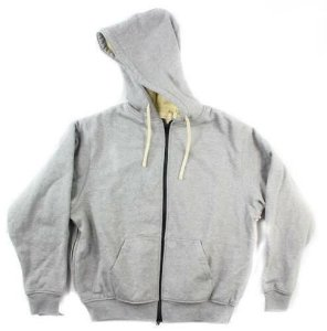 "FOG - Moletom Essentials Full Zip ""Grey"""