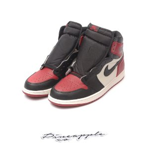 "Nike Air Jordan 1 Retro ""Bred Toe"""