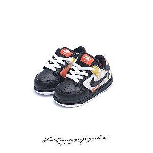 "Nike SB Dunk Low Raygun Tie-Dye ""Black"" (Infantil) -NOVO-"