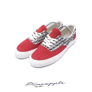 "VANS x FEAR OF GOD - Era 95 DX ""Red"" -USADO-"