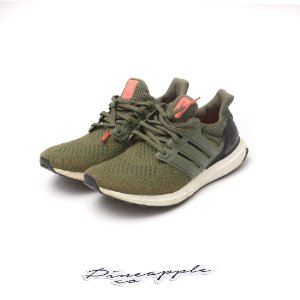 "ADIDAS - Ultra Boost 1.0 LTD ""Olive"" -USADO-"