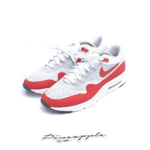 "Nike Air Max 1 Flyknit ""Sport Red"""