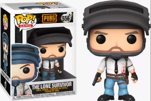 FUNKO POP! - Boneco PUBG: The Lone Survivor #556