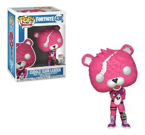 FUNKO POP! - Boneco Fortnite: Cuddle Team Leader #430