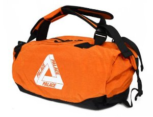 "PALACE - Mala Grande Clipper ""Orange"""