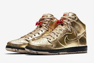 """Nike SB Dunk High x Humidity """"Trumpet"""""""