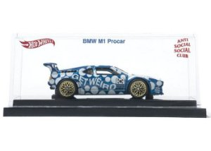 "Anti Social Social Club x Hot Wheels - BMW M1 ""Blue"""