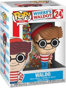 FUNKO POP! - Boneco Where's Waldo? #24