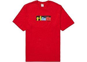 "SUPREME - Camiseta Life ""Red"""