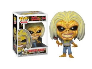 FUNKO POP! - Boneco Iron Maiden: Killers Eddie #144 -NOVO-