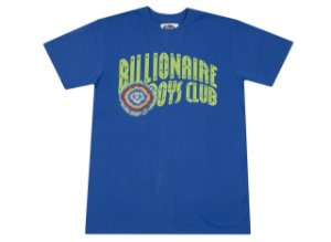 "BILLIONAIRE BOYS CLUB - Camiseta Tie Dye Arch ""Blue"""