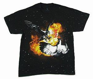 """TRAVIS SCOTT - Camiseta Astroworld Birds in the Trap """"Black"""""""