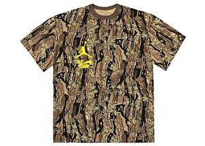 "TRAVIS SCOTT - Camiseta Jordan Jack Highest ""Camo"""