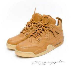"Nike Air Jordan 4 Retro Premium ""Ginger"""