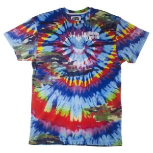 "BILLIONAIRE BOYS CLUB - Camiseta Bleach Grateful ""Tie Dye"""