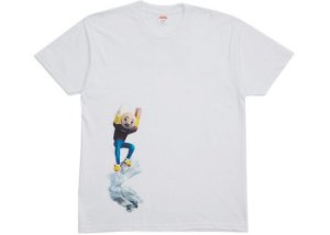 "SUPREME - Camiseta Mike Hill Regretter ""White"""