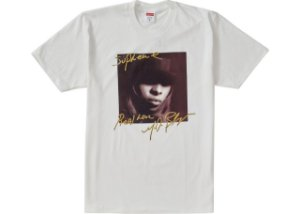 "SUPREME - Camiseta Mary J. Bleige ""White"""