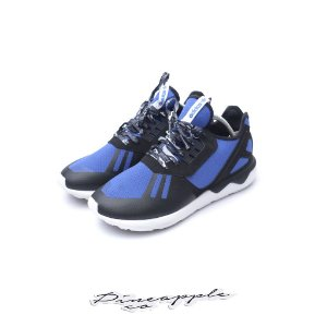 "ADIDAS - Tubular Runner ""Black/Royal"" -USADO-"