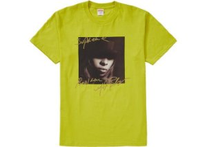 "SUPREME - Camiseta Mary J. Bleige ""Sulfer"""