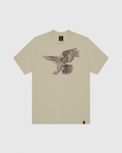 "OVO - Camiseta Bird Of Pray ""Khaki"""