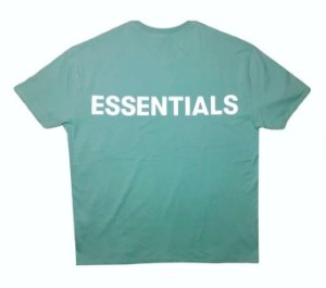 "FOG - Camiseta Essentials 3M Logo Boxy ""Teal"""