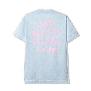"ANTI SOCIAL SOCIAL CLUB - Camiseta New York ""Light Blue"""