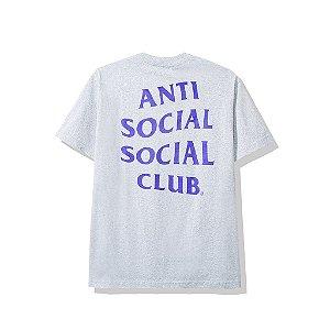 "ANTI SOCIAL SOCIAL CLUB - Camiseta Paris ""Grey"""