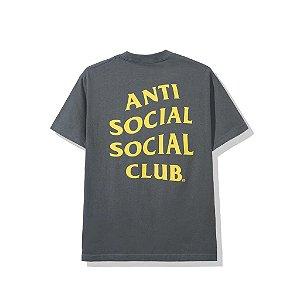 "ANTI SOCIAL SOCIAL CLUB - Camiseta London ""Charcoal"""