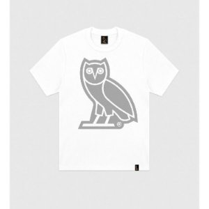 "OVO - Camiseta Reflective Owl ""White"""