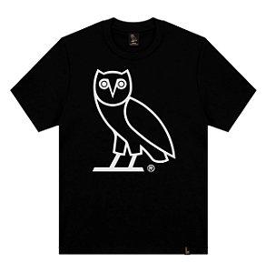"OVO - Camiseta Owl Logo ""Black"""