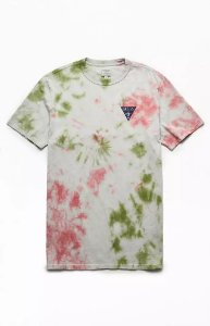 "GUESS - Camiseta Tie Dye ""Pink/Green"""