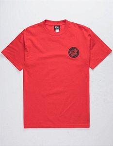 """SANTA CRUZ - Camiseta Revers Dot """"Red"""""""