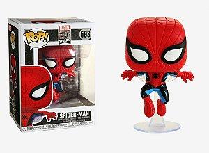 FUNKO POP - Boneco Spider-Man #593