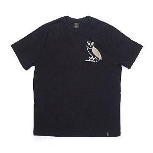 OVO - Camiseta Golden/White Owl ''Black''