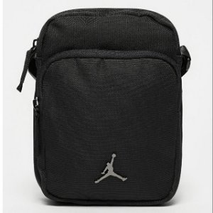 "NIKE - Bolsa Shoulder Jordan Crossbody ""Black"""