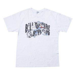 "BILLIONAIRE BOYS CLUB - Camiseta Space Ship ""White"""